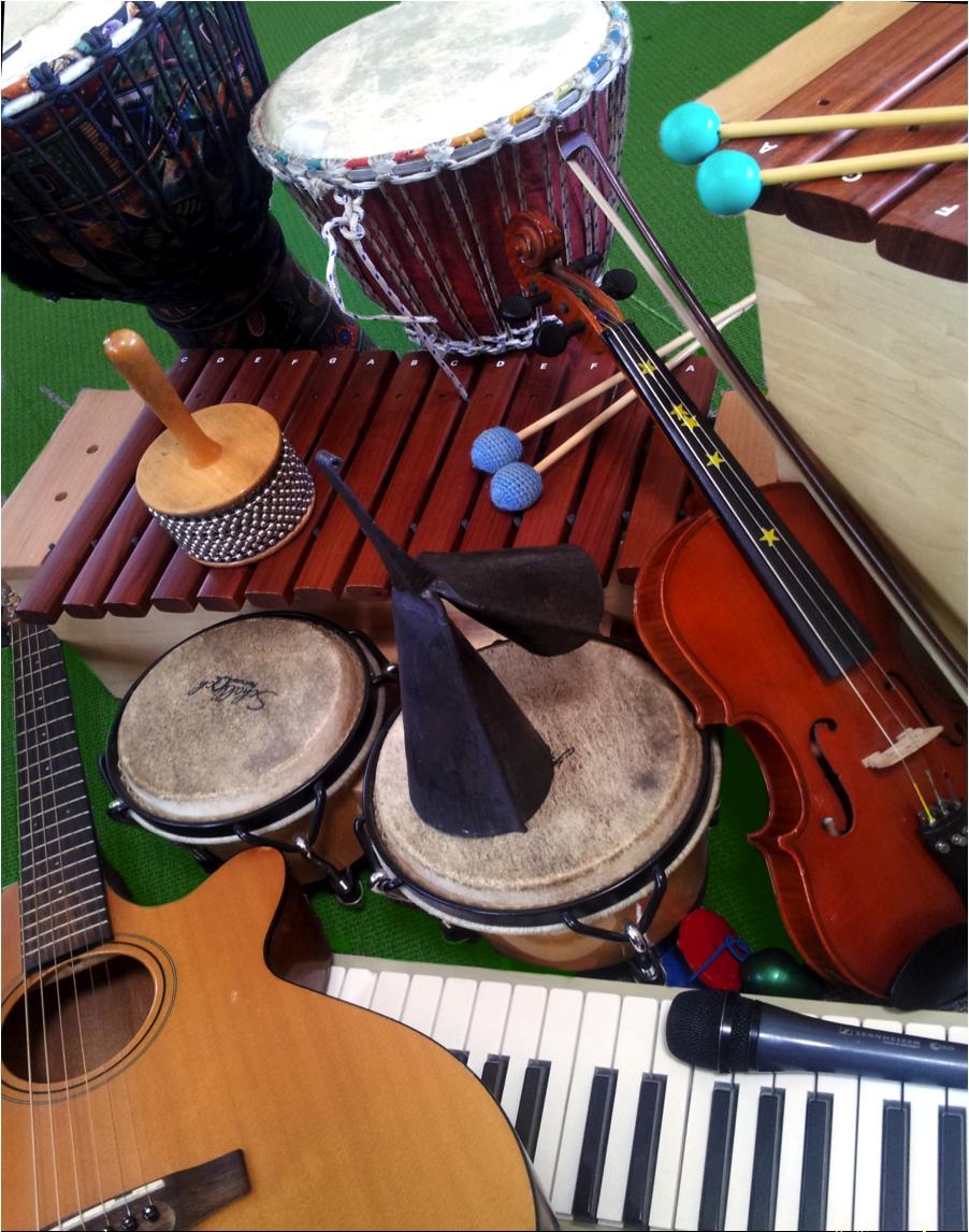 music percussion