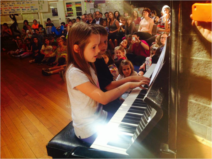 soiree piano