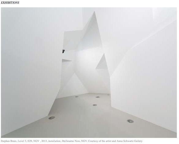 Stephen Bram Exhibition