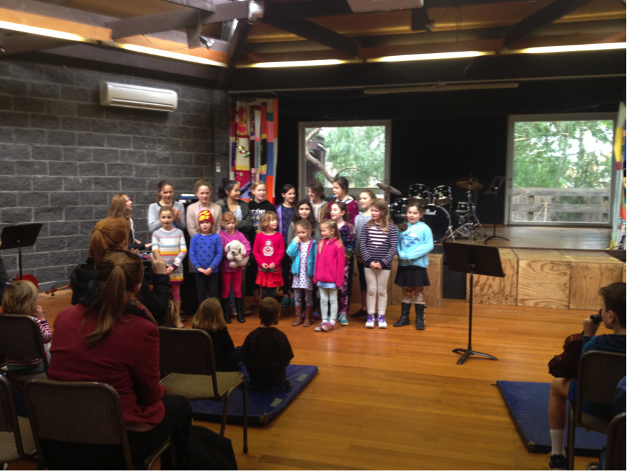 soiree choir