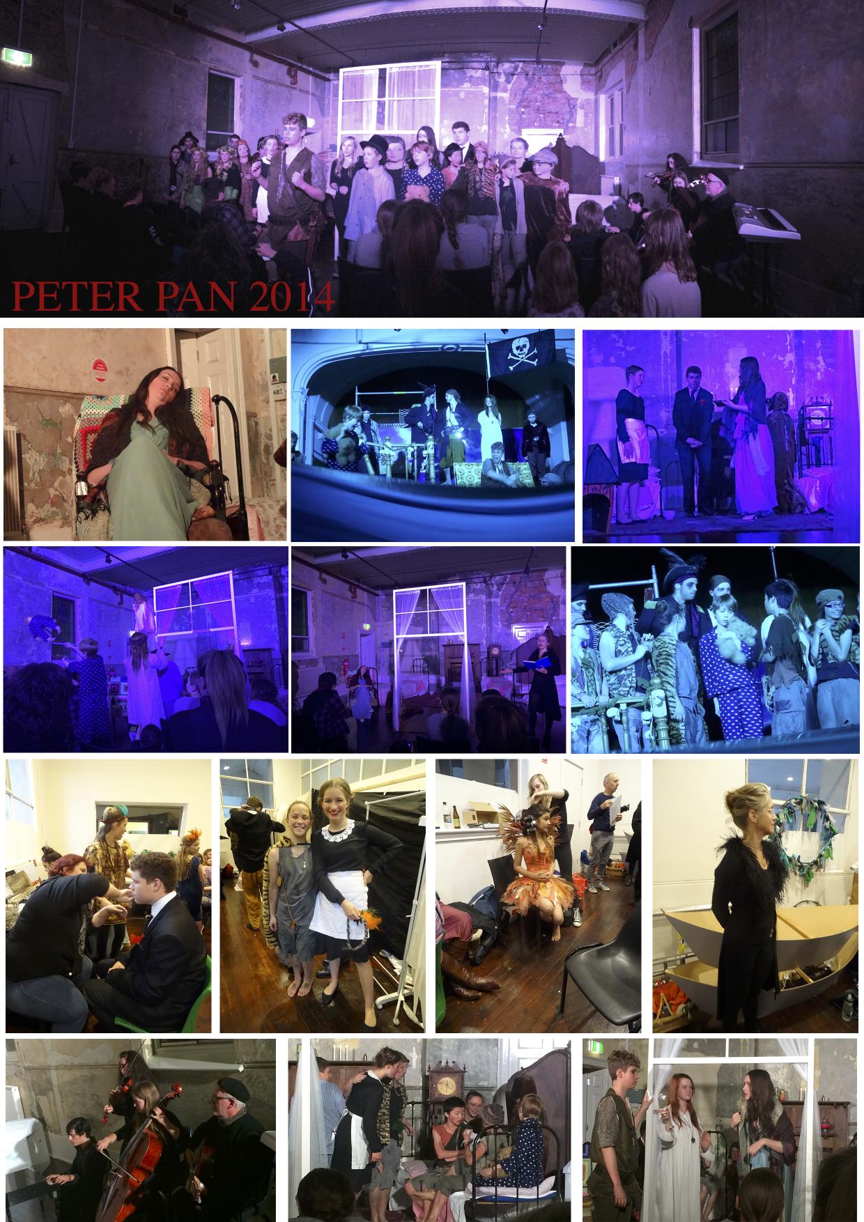 Peter Pan Production 2014