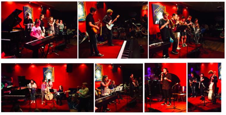 Dizzy's Jazz Night Preshil