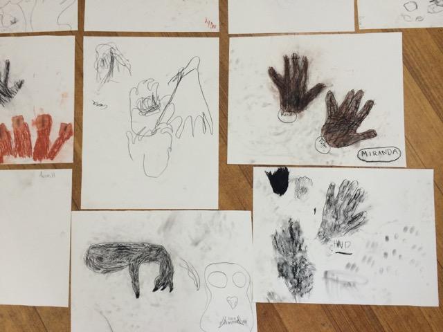 Lisa Roet Preshil Drawing