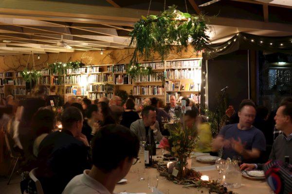 Preshil Spring Dinner - Dining 2