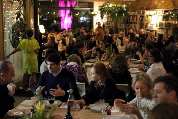 Preshil Spring Dinner - Dining 3
